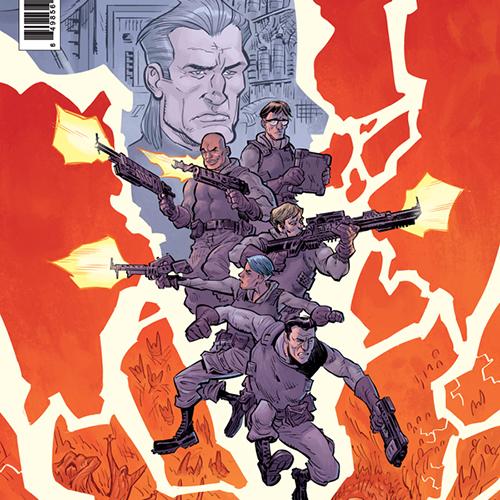 <i>Hellbreak</i> #1 by Cullen Bunn & Brian Churilla Review