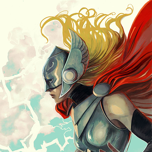 The Best Comic Book Covers of March 2015