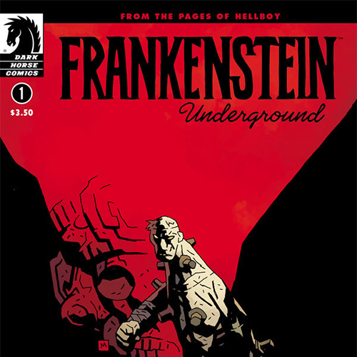"""The weirdest thing I've ever written"": Mike Mignola on <i>Frankenstein Underground</i> & the Future of the Mignolaverse"