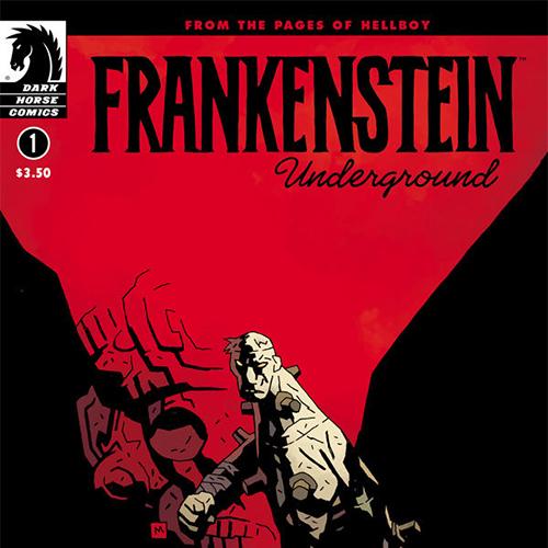 """The weirdest thing I've ever written"": Mike Mignola on <i>Frankenstein Underground</i> & the Future of the Mignolaverse"