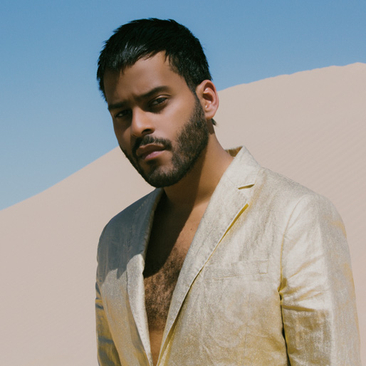 Twin Shadow: Becoming George