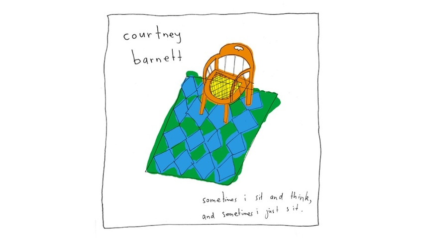 Courtney Barnett: <i>Sometimes I Sit and Think, and Sometimes I Just Sit</i> Review
