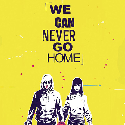 Guest List: Matthew Rosenberg on <i>We Can Never Go Home</i>'s Call-to-Arms Mixtape