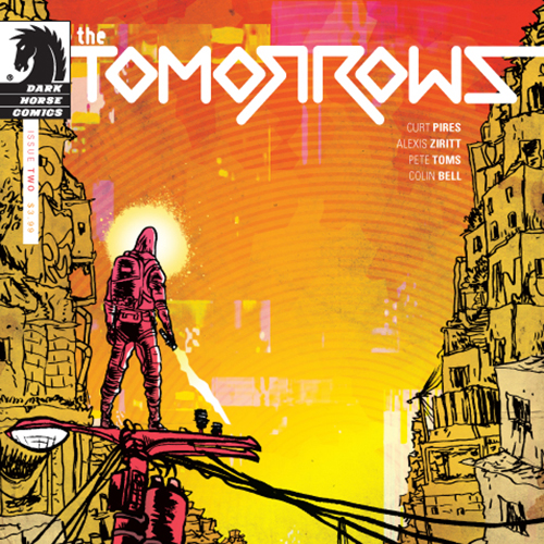 """It came to me in a dream"": Curt Pires Explores <i>The Fiction</i> and Charts <i>The Tomorrows</i>"
