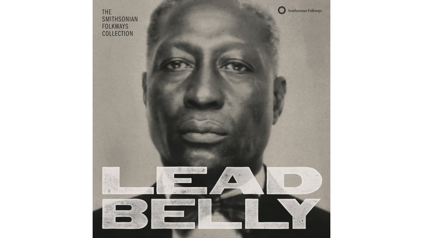 Lead Belly: <i>The Smithsonian Folkways Collection</i> Review