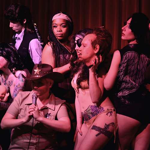 We Watched a Hilarious Burlesque Tribute to <i>The Walking Dead</i> (NSFW)