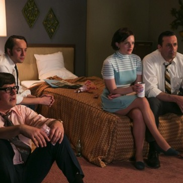 10 Important Things to Remember from Season 7A of <i>Mad Men</i>