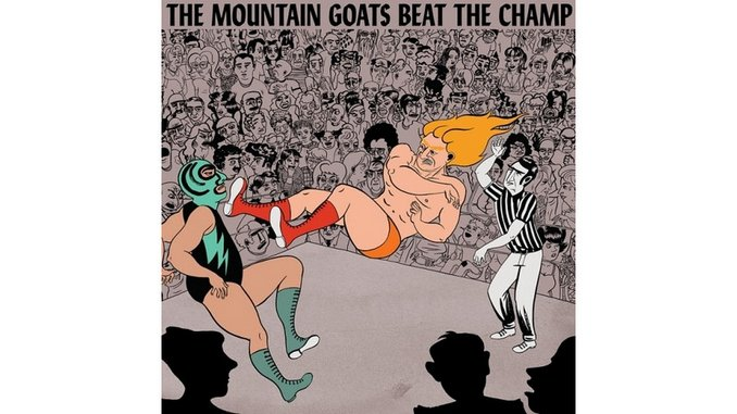 The Mountain Goats: <em>Beat the Champ</em> Review