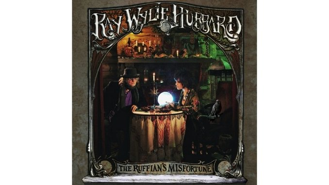Ray Wylie Hubbard: <i>The Ruffian's Misfortune</i> Review