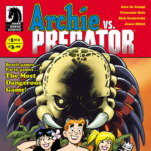 <i>Archie vs. Predator</i> #1 by Alex de Campi & Fernando Ruiz Review