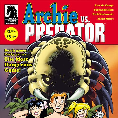 <i>Archie vs. Predator</i> #1 by Alex de Campi & Fernando Ruiz Review
