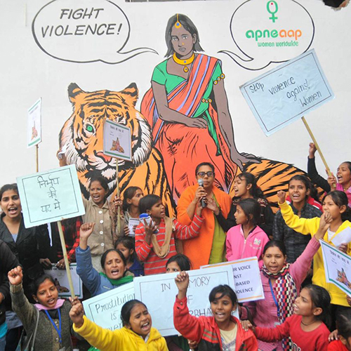 Tiger Tamer & Comic Book Heroine Raises Rape Awareness in <i>Priya's Shakti</i>