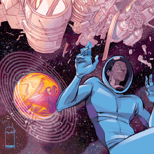 <i>Kaptara</i> #1 by Chip Zdarsky & Kagan McLeod Review