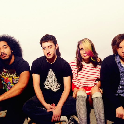Speedy Ortiz: Self-Preservative