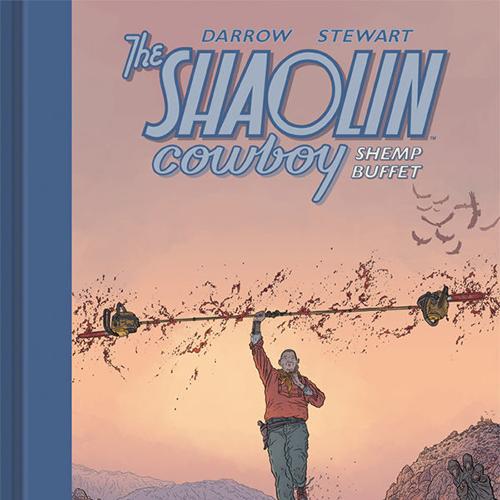 Geof Darrow Resurrects <i>Bourbon Thret</i>, Reflects on <i>Shaolin Cowboy</i>, Moebius and Just About Everything Else