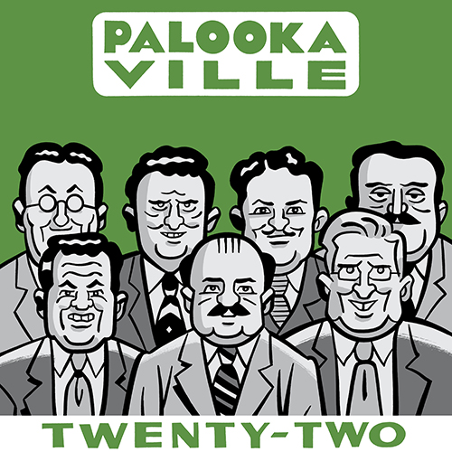 <i>Palookaville</i> #22 by Seth Review