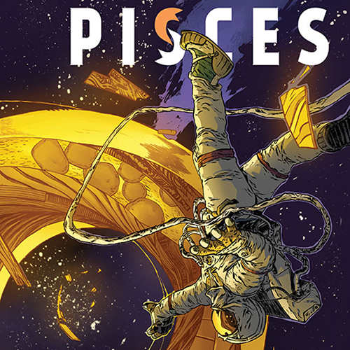 Kurtis J. Wiebe Scares Himself with <i>Pisces</i>