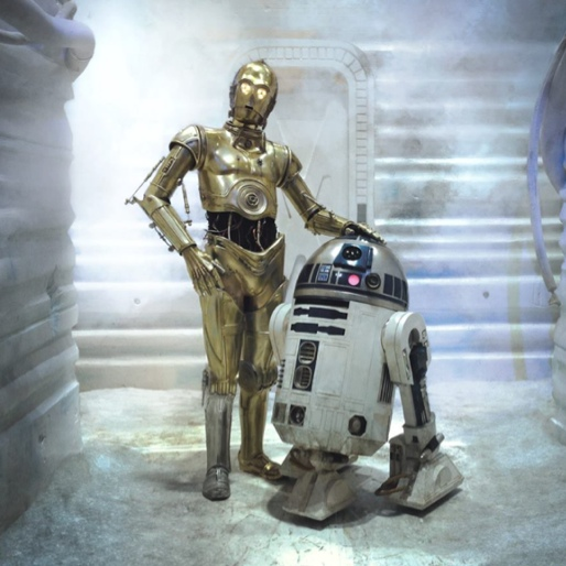 How to Make Your Own Star Wars Droid
