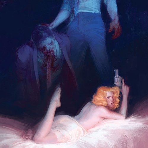 Vanesa R. Del Rey Styles a Noir Underworld in <i>Hit 1957</i>