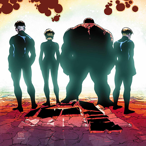 A Farewell to the Fantastic: Saying Goodbye to Marvel's First Family