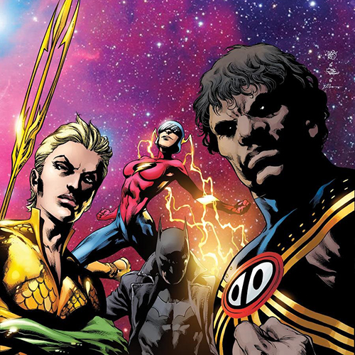 <i>The Multiversity</i> #2 by Grant Morrison & Ivan Reis Review