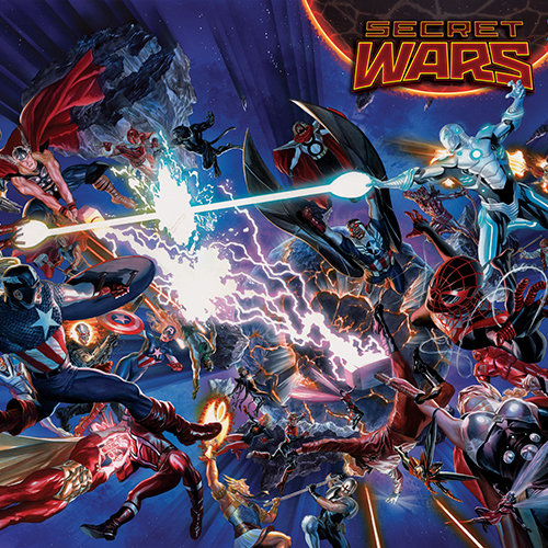 <i>Secret Wars</i> for Dummies: Everything You Need to Know About This Summer's Biggest Comic Event