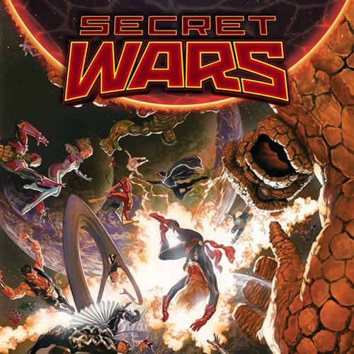<i>Secret Wars</i> #1 by Jonathan Hickman & Esad Ribic Review