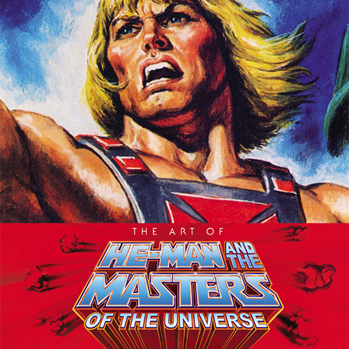 Win a Copy of <i>The Art of He-Man and The Masters of the Universe</i>