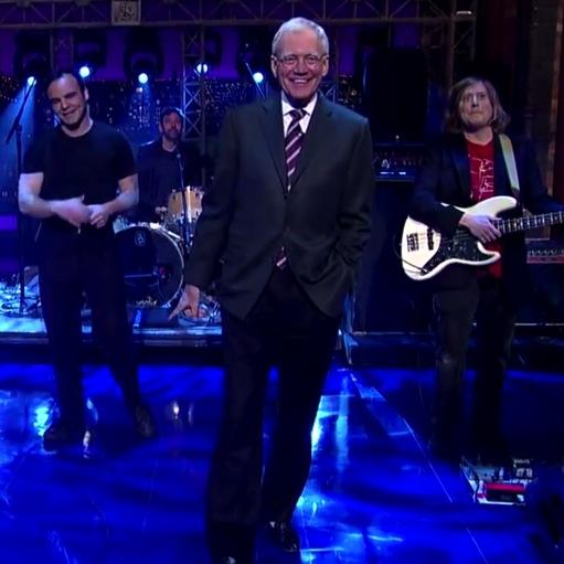 Sights Unheard: The Music of <i>Letterman</i>