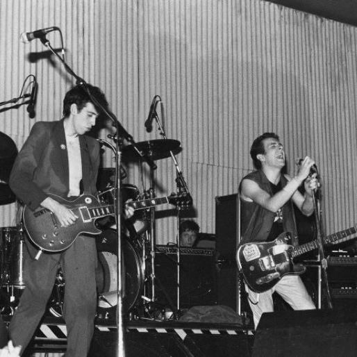 Exclusive: Listen to a Clash Concert from 1980