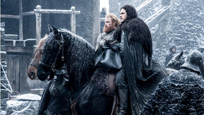 """<i>Game of Thrones</i> Review: """"The Gift"""""""