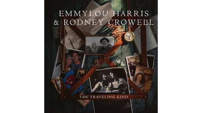 Emmylou Harris & Rodney Crowell: <i>The Traveling Kind</i> Review