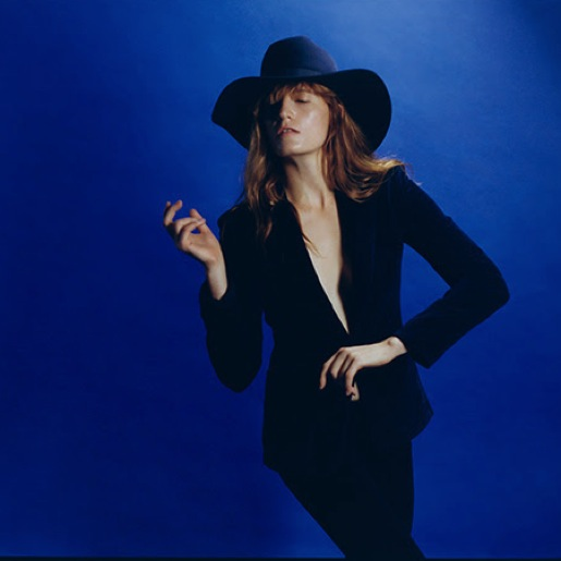 Florence Welch's Big, Blue, Beautiful Recipe for Success