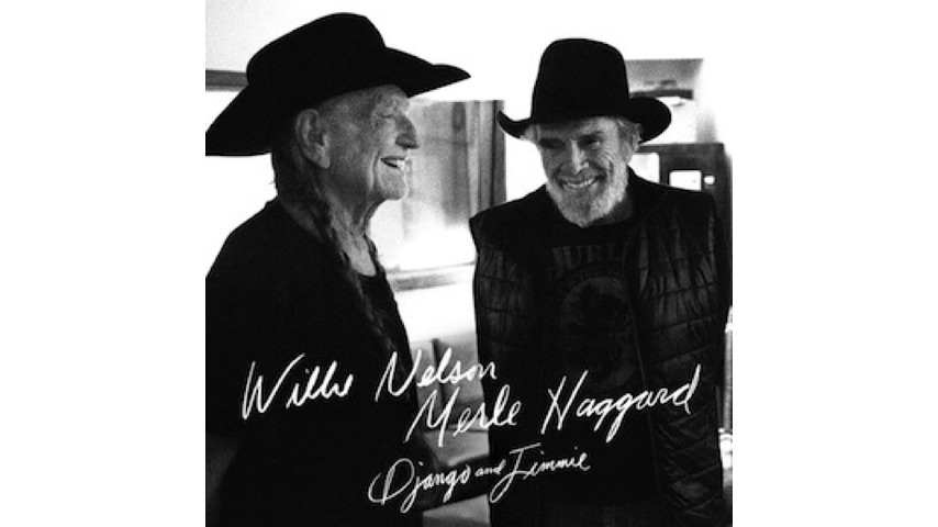 Willie Nelson & Merle Haggard: <i>Django and Jimmie</i> Review