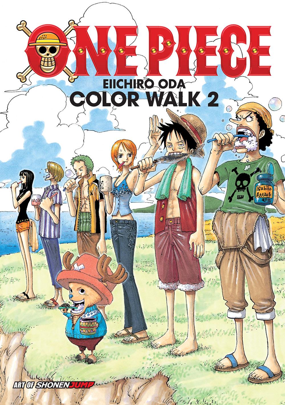 One Piece (Manga) | AnimeClick.it