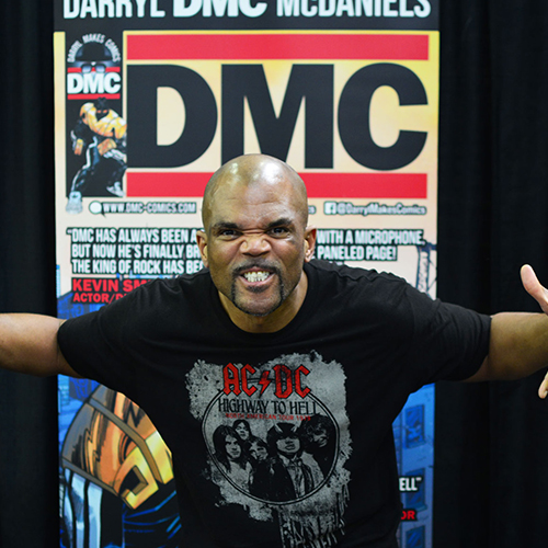 Special Edition NYC: DMC on the '80s, Hypocrisy and Being the Baddest Superhero