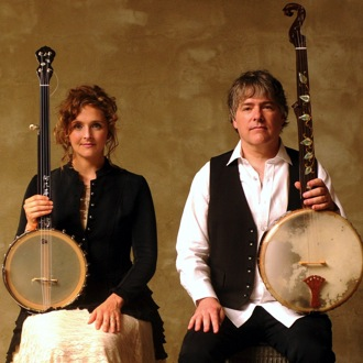 Catching Up With Béla Fleck and Abigail Washburn