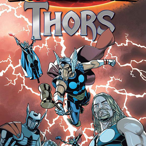 <i>Thors</i> by Jason Aaron & Chris Sprouse Review