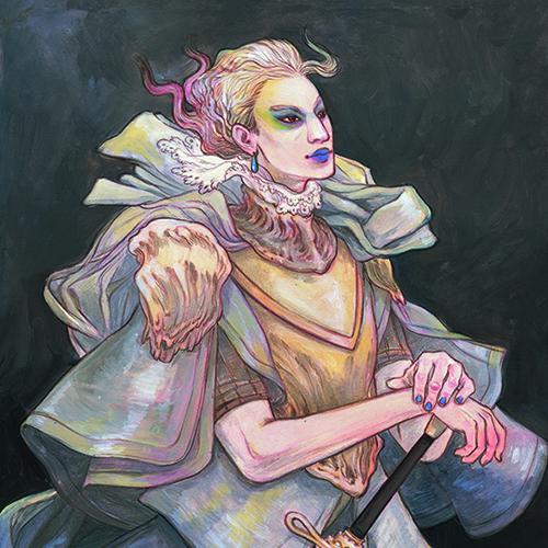 <i>Arclight</i>'s Marian Churchland Talks Fantasy Tropes, Androgynous Fashion & Kicking Off The <i>8house</i> Anthology