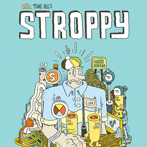 <i>Stroppy</i> by Marc Bell Review