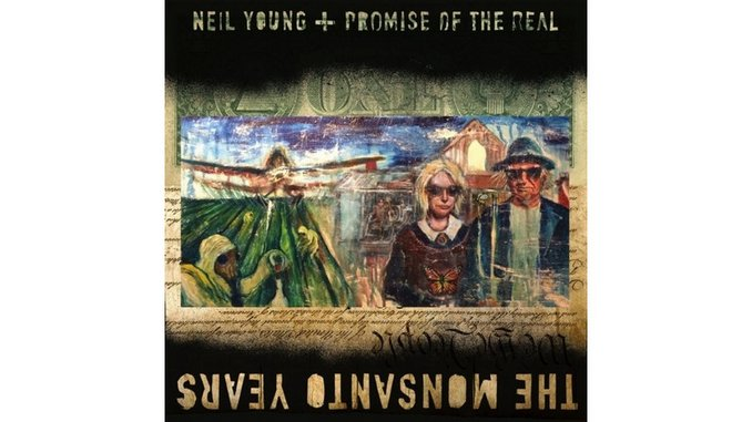 Neil Young: <i>The Monsanto Years</i> Review