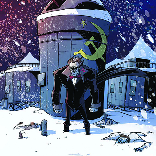 <i>Chew</i> #50 by John Layman & Rob Guillory Review