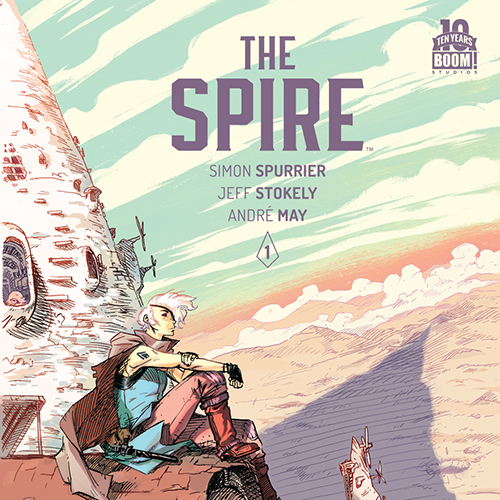 "Strange Cities, Stranger Crimes and ""Glorious Weirdness"": An Interview With Simon Spurrier on <i>The Spire</i>"