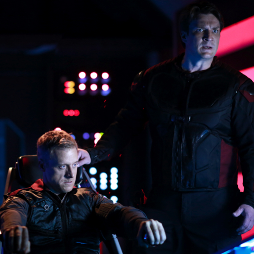 Watch <i>Firefly</i> Co-Stars Alan Tudyk and Nathan Fillion in <i>Con Man</i> Trailer