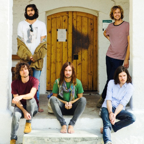 Tame Impala: Swimming With the <i>Currents</i>