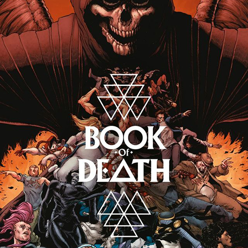 <i>Book of Death</I> #1 by Robert Vendetti, Robert Gill & Doug Braithwaite