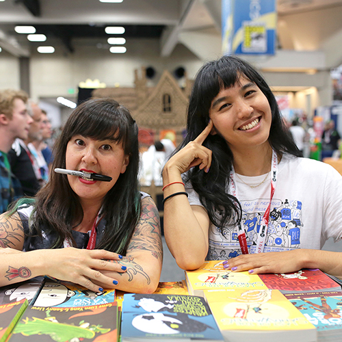 Photo Gallery: The Comics Writers, Artists & Editors at SDCC