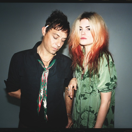 The Kills' Alison Mosshart Is Fire And Power
