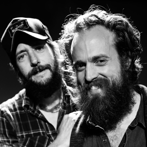 Sam Beam, Ben Bridwell and the Story Behind <i>Sing Into My Mouth</i>