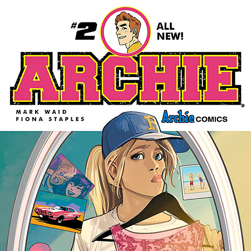 The Life, Afterlife, and Rebirth of an American Icon: A Q&A with <i>Archie</i> Writer Mark Waid